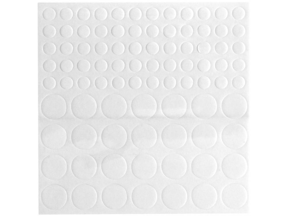 3D foam, 2 mm - round
