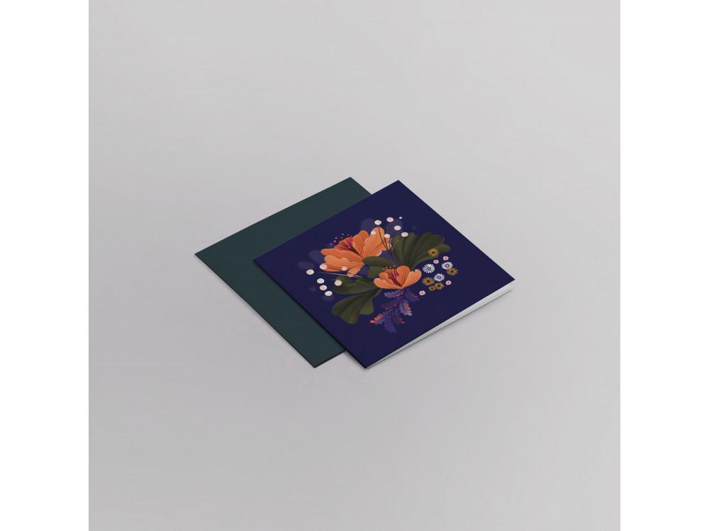 Greeting card - Suska & Kabsch - Anna Rudak 1, 14 x 14 cm