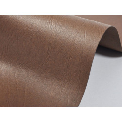 Leather Textured Paper 300g - skin, brown, A4, 20 sheets