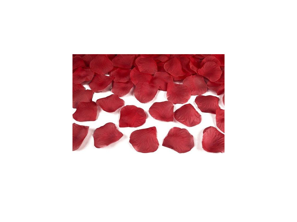Rose petals - red, 500 pcs.