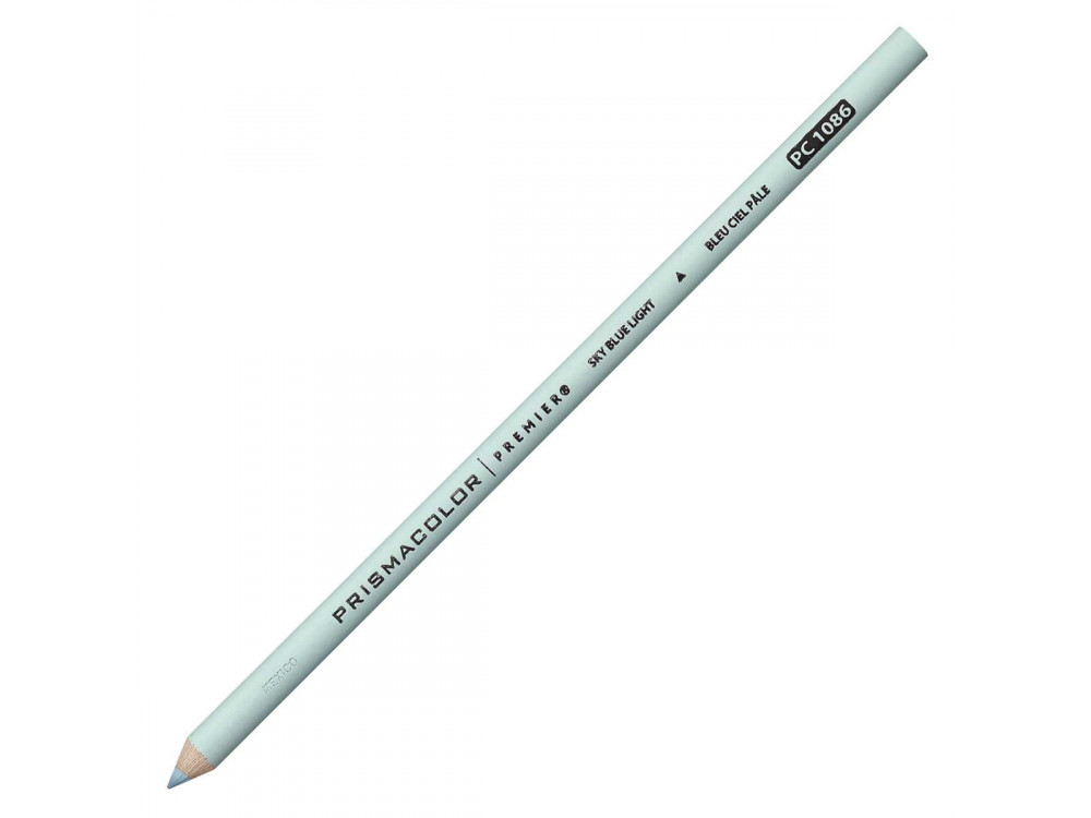 Premier pencil - Prismacolor - PC1086, Sky Blue Light