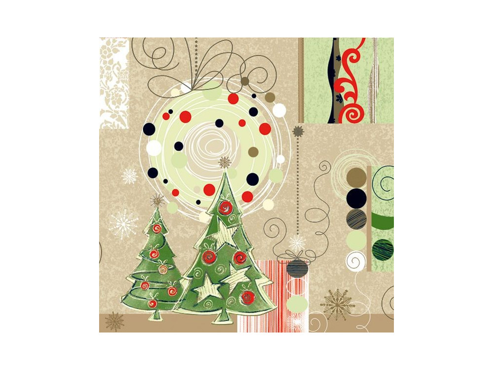 Christmas Napkins 20 pcs SLGW008502