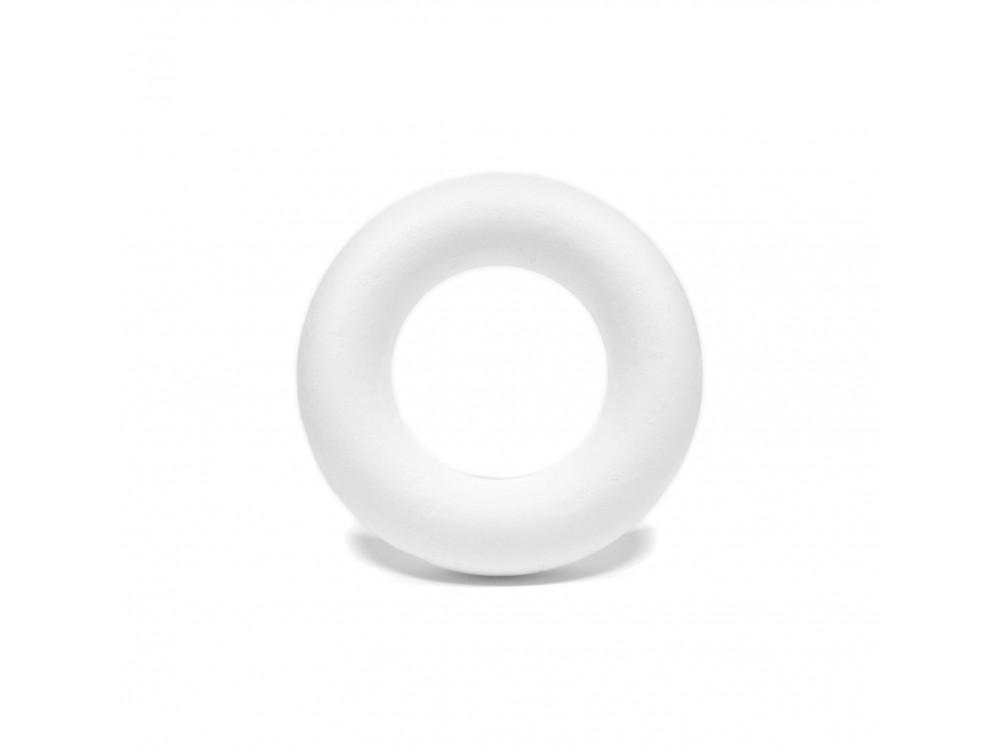 Styrofoam ring - 10 cm