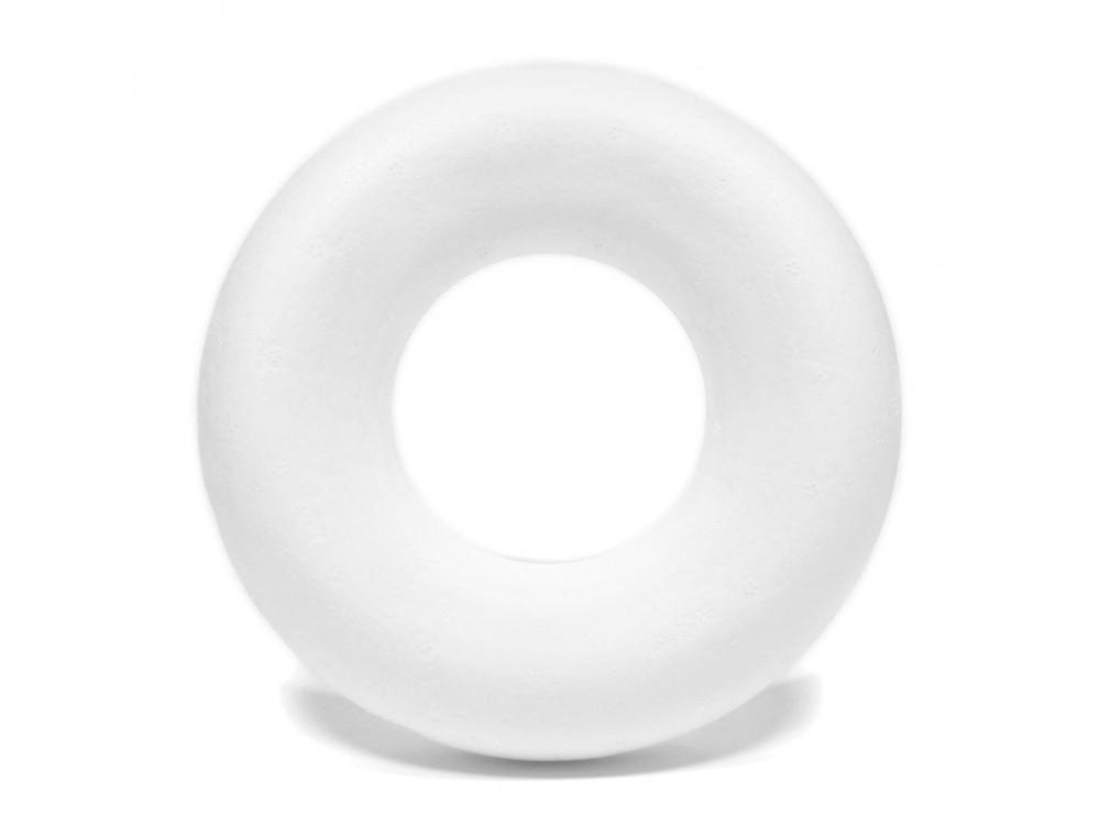 Styrofoam ring - 20 cm
