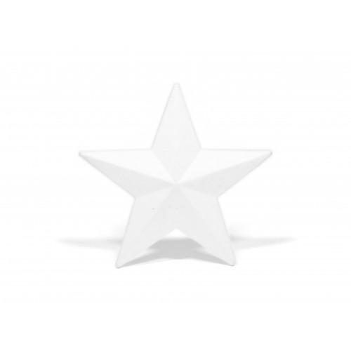 Styrofoam star 13 cm