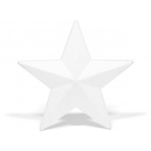 Gwiazda styropianowa 20 cm