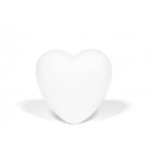 Styrofoam Heart 6 cm
