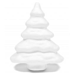 Styrofoam Christmas Tree - 15 cm