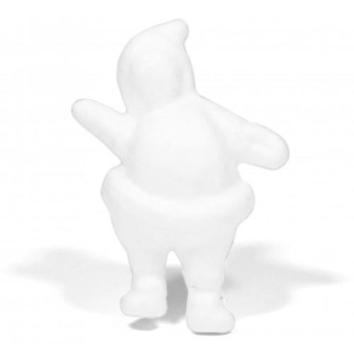Styrofoam Santa Claus 11 cm