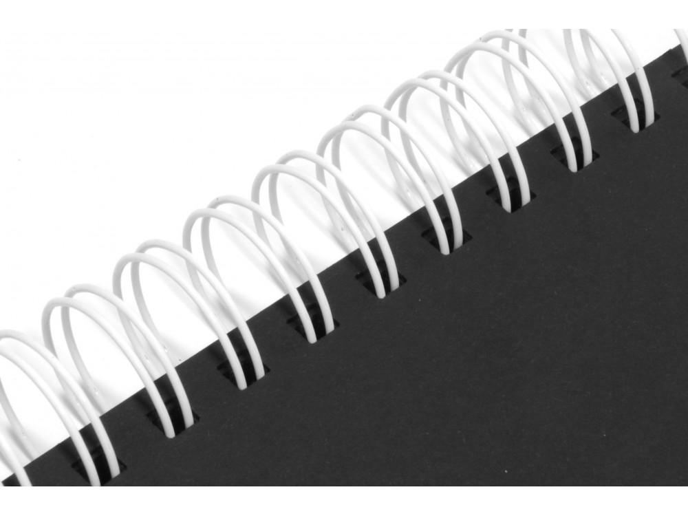 Baza do albumu A4 pozioma - Simply Crafting - biały grzbiet, 22 karty