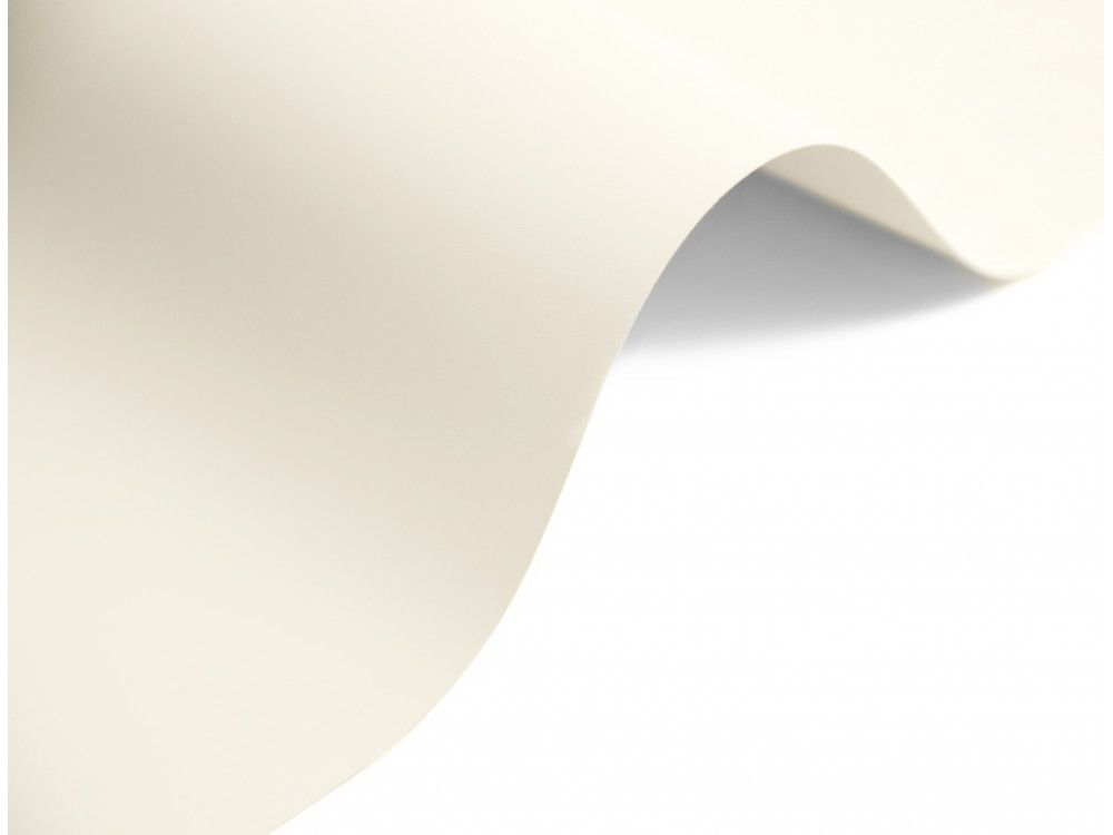 Curious Skin paper 270g - Ivory, A4, 20 sheets