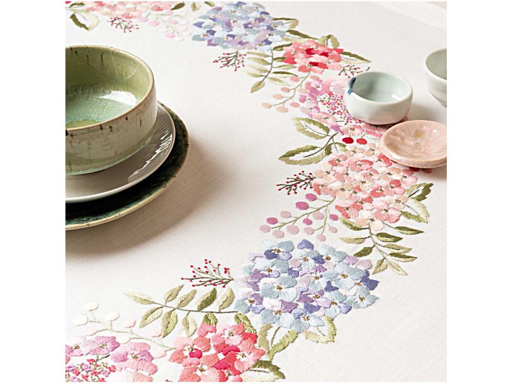 Set of stranded cotton Multicolor Pastel - Rico Design - 10 pcs