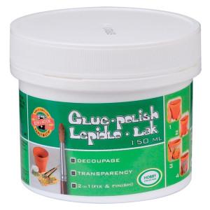Lakier i klej Decoupage 2w1 150 ml KOH-I-NOOR