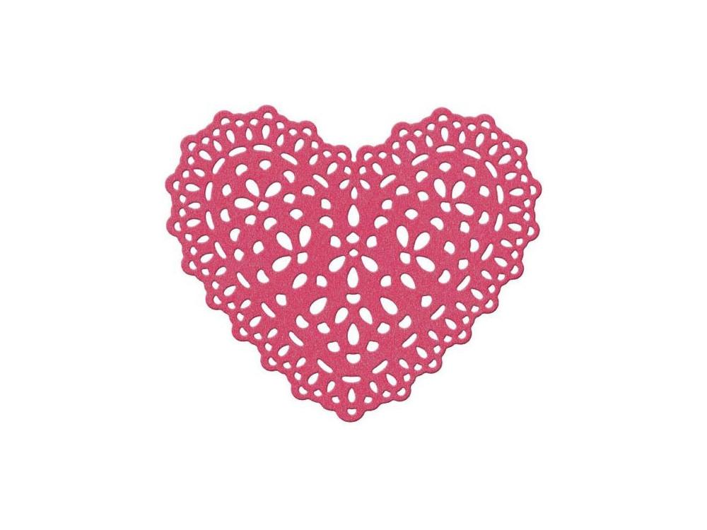 Wykrojnik Lifestyle - Heart Doily