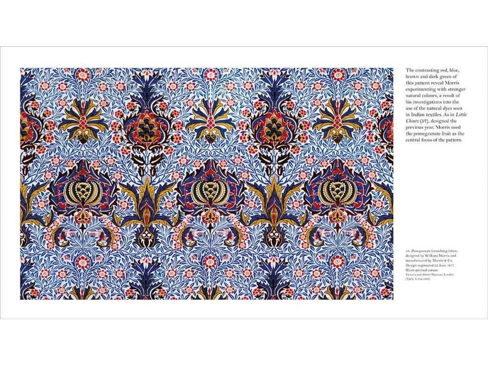Book - William Moris's Flowers