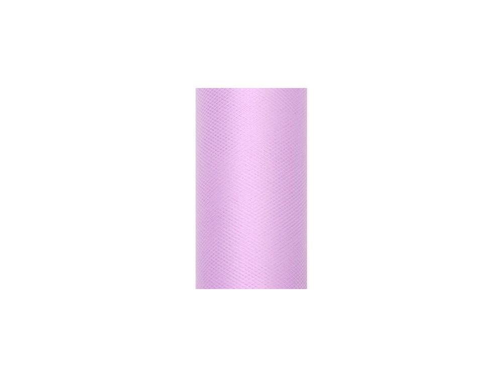 Decorative Tulle 15 cm x 9 m 002 Lavender