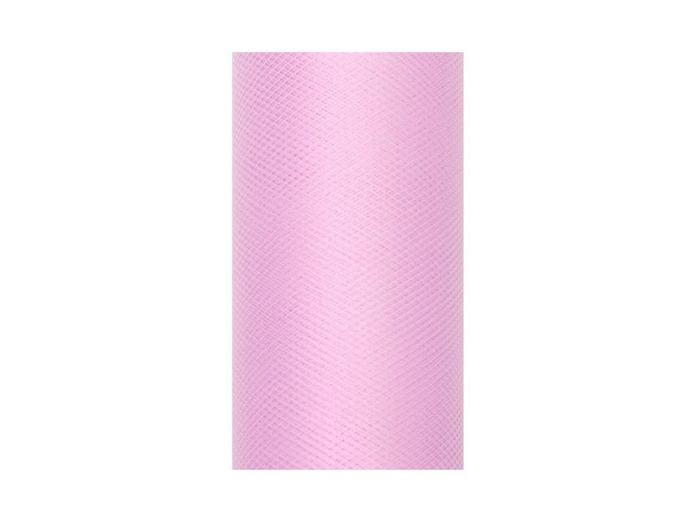 Decorative Tulle 30 cm x 9 m 081 Light Pink