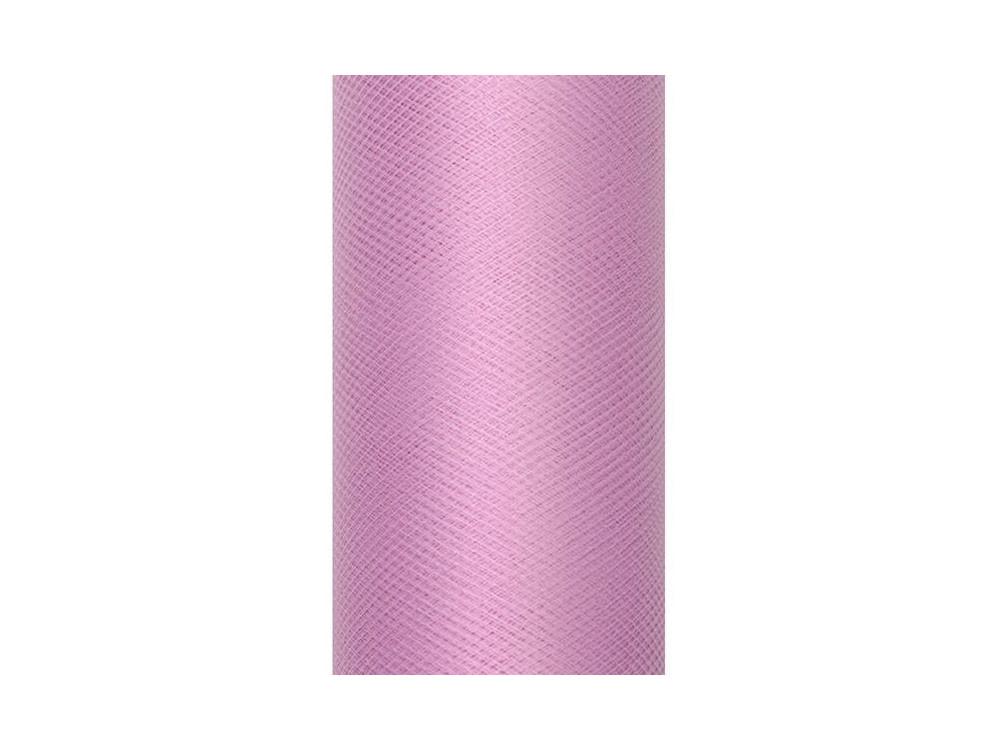 Decorative Tulle 30 cm x 9 m 081P Powder Pink