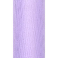 Decorative Tulle 30 cm x 9 m 004 Lilac