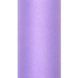 Decorative Tulle 30 cm x 9 m 014 Violet