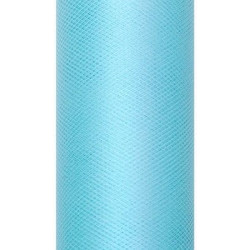 Decorative Tulle 30 cm x 9 m 083J Light Turquoise