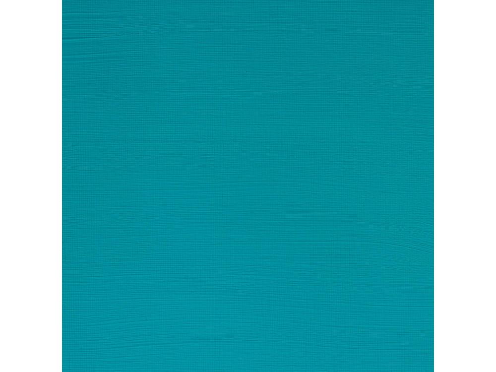 Acrylic paint Professional Acrylic - Winsor & Newton - Cobalt Turquoise Deep, 60 ml