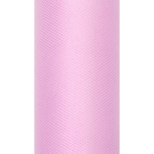 9bad4199 Tiul dekoracyjny 50 cm - jasnoróżowy, 9 m