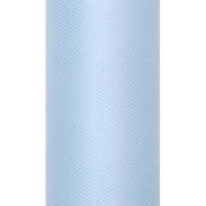 Tiul dekoracyjny 50 cm x 9 m błękit 011