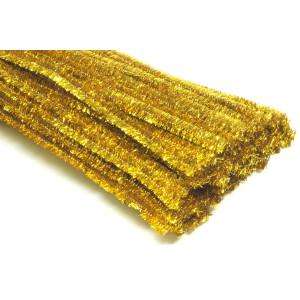 Druciki kreatywne metalizowane 30 cm 100 szt. M4