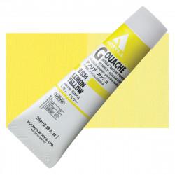 Acryla Gouache paint - Holbein - Lemon Yellow, 20 ml