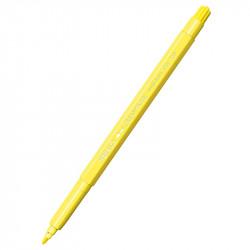Fibralo Medium water-soluble pen - Caran d'Ache - 240, Lemon Yellow