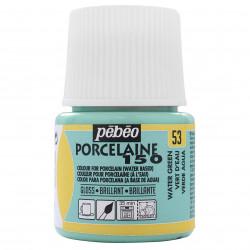 Paint for porcelain Porcelaine 150 - Pébéo - Water Green, 45 ml