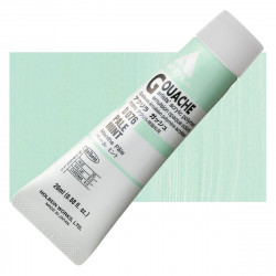 Acryla Gouache paint - Holbein - Pale Mint, 20 ml
