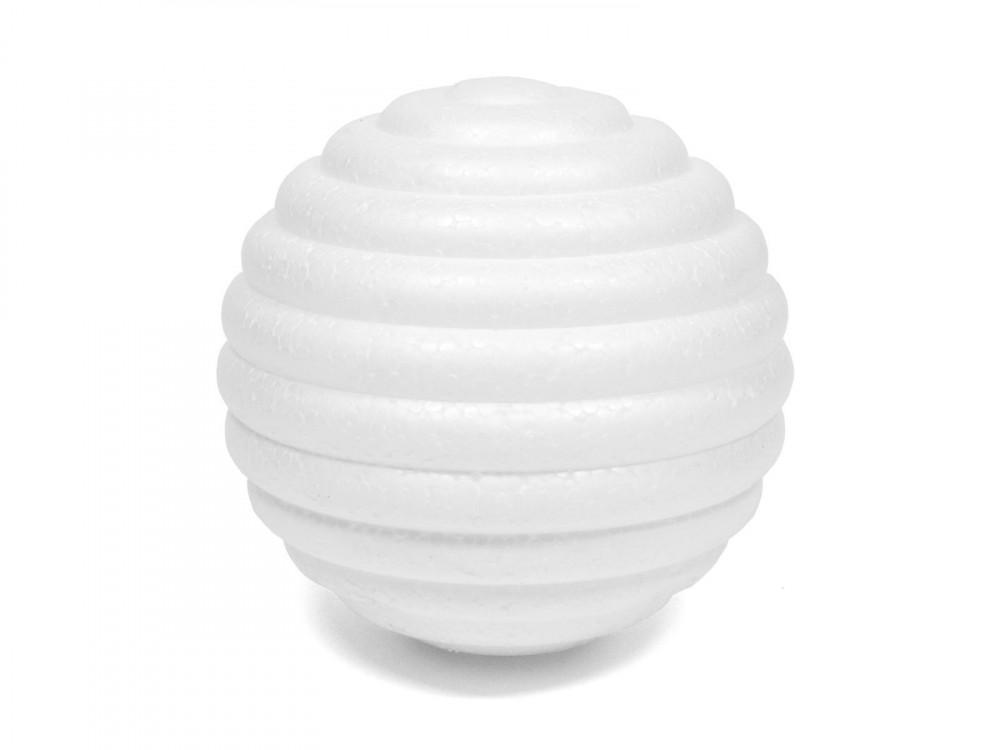 Styrofoam balls decor I 8 cm