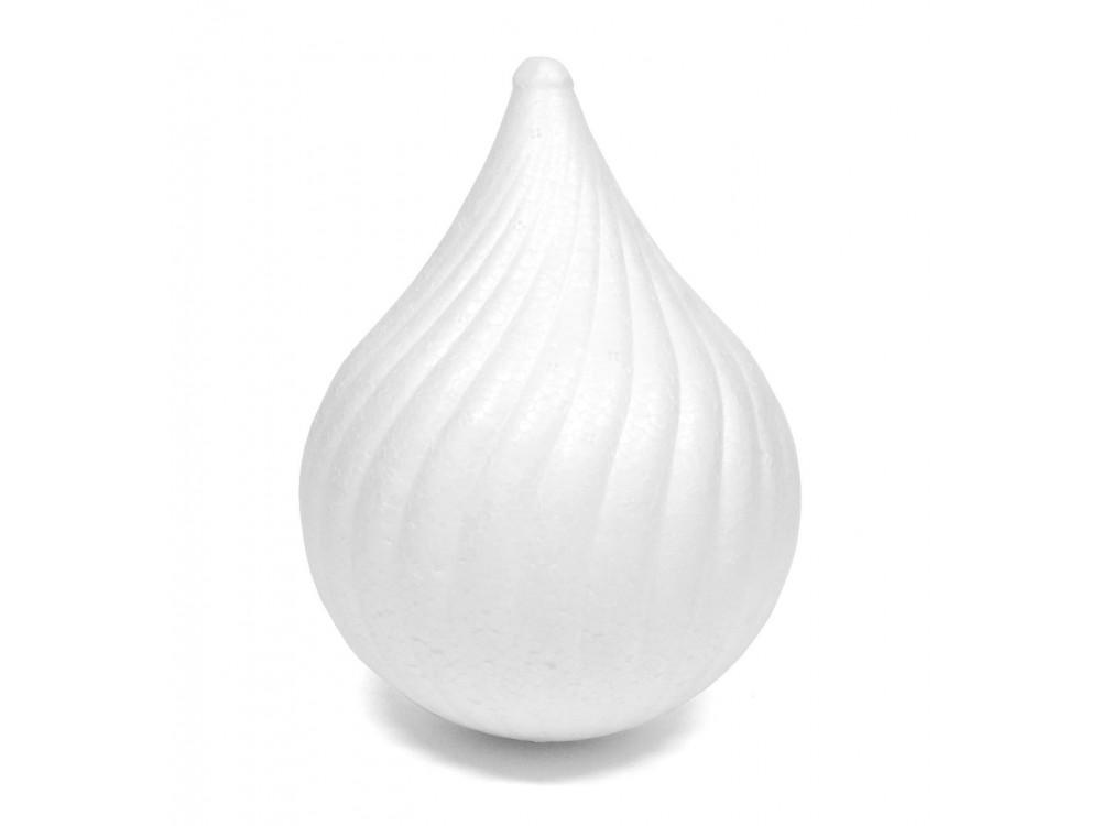 Styrofoam Bauble 11 cm