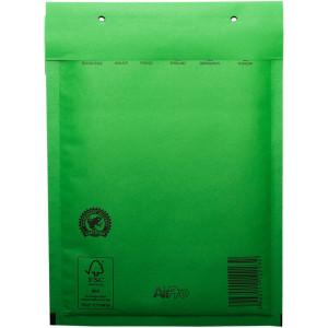 Koperty bąbelkowe zielone