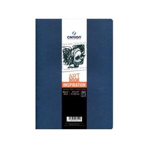 Szkicownik CANSON Inspiration blue A4 2 szt.