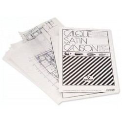 Tracing Paper A4 - Canson - 110/115 g, 100 sheets