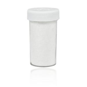 Brokat sypki solniczka 20 g biały KB1100