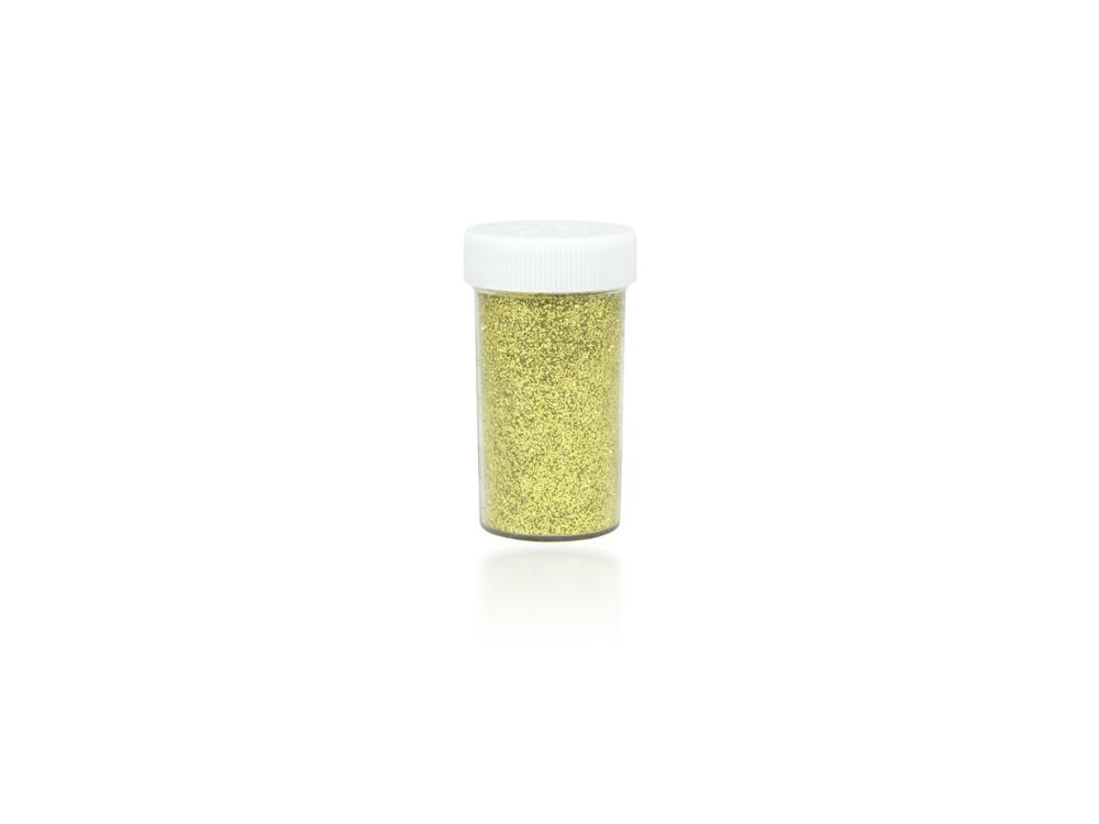 Glitter powder 20 g light gold