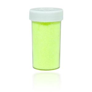 Brokat sypki solniczka 20 g zielony neonowy KC50