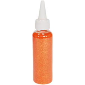 Brokat sypki 80 g pomarańczowy 519