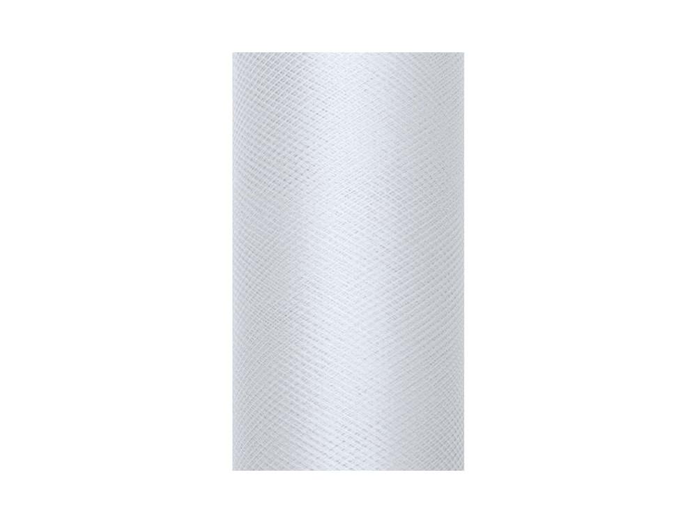 Decorative Tulle 15 cm x 9 m 091J Light Grey
