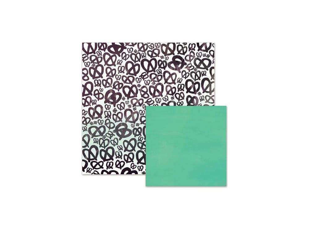 Papier 30 x 30 cm It Factor - Pretzel