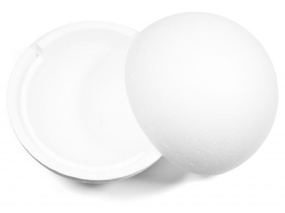 Kula, bombka styropianowa - 20 cm