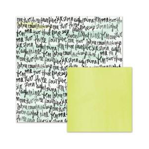 Papier We R - Love Notes - Count the Ways