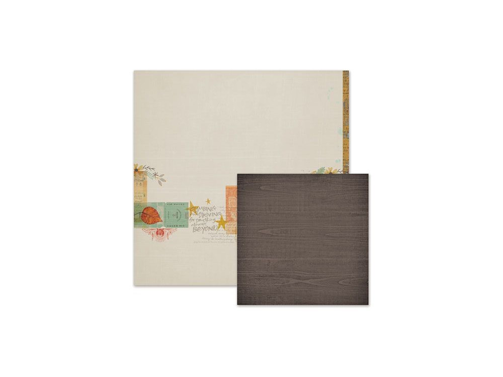 Papier 30 x 30 cm Shine - Blessings