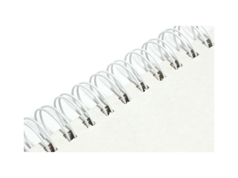 Baza do albumu 30 x 30 cm - Simply Crafting - biały grzbiet, 22 karty