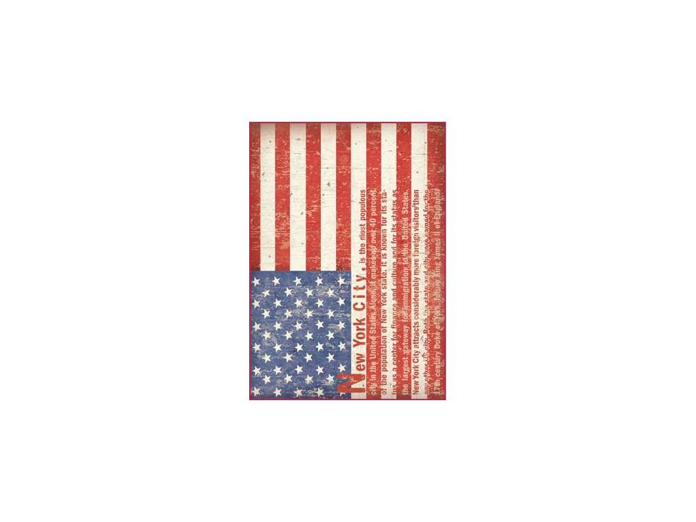 Papier ryżowy A4 - Stamperia - USA