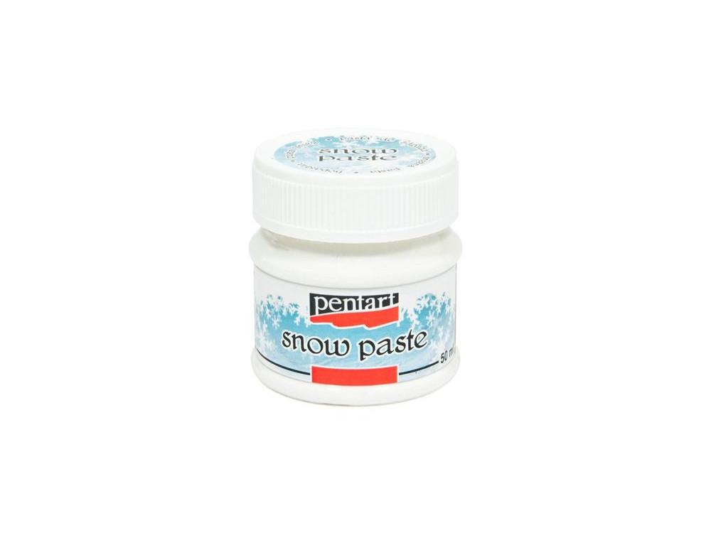 Snow paste - Pentart - 50 ml